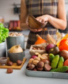Питательная приготовления