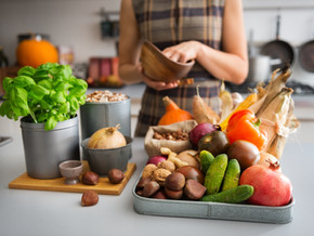 Getting Your Nutrition from Real Food is a Good Habit for Life