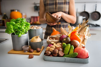 Four Steps to Improving Your Nutrition