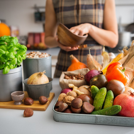 Live Well Corner: How Nutritious is Your Daily Diet?