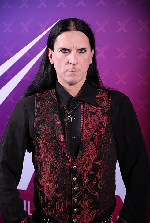 Dragon Night - Gothic Male Stripper wearing Shrine of Hollywood