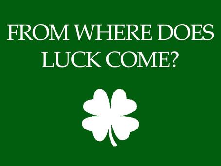 Luck Versus Sovereignty