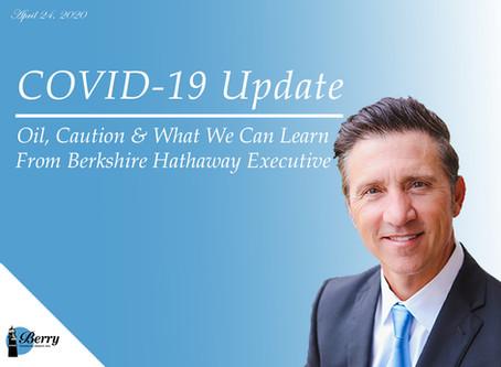 April 24, 2020 COVID-19 Update