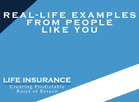 Why Life Insurance? Here's Why!