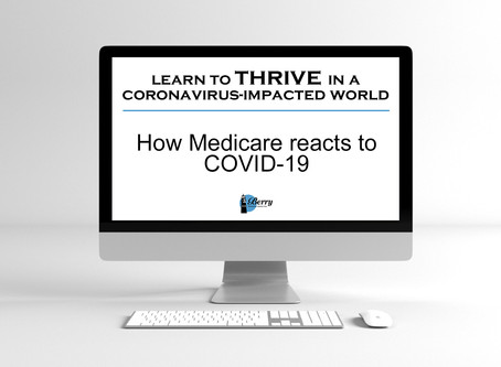 How Medicare Reacts To COVID-19