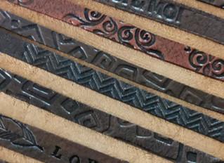 nouveaux bracelets mixtes effet cuir