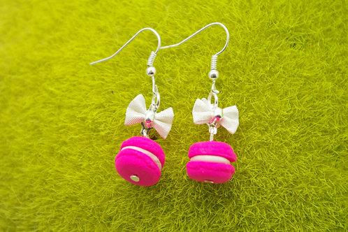 "boucles d""oreilles MACARONS"