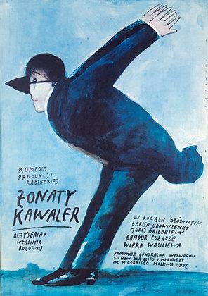 """""""Zonaty Kawaler"""" by Wiktor Sadowski"""