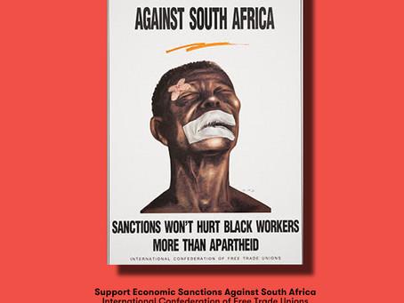 Poster of the Week – Boycott Georgia