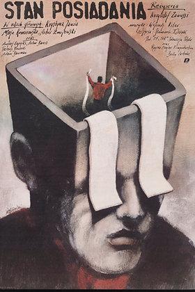 """""""Stan Posiadania"""" by Andrzej Pagowski"""