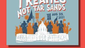 Poster of the Week – Treaties Not Tar Sands