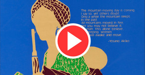 Activists, Artists & Sisters: Posters on Women Fighting for Justice Panel Discussion