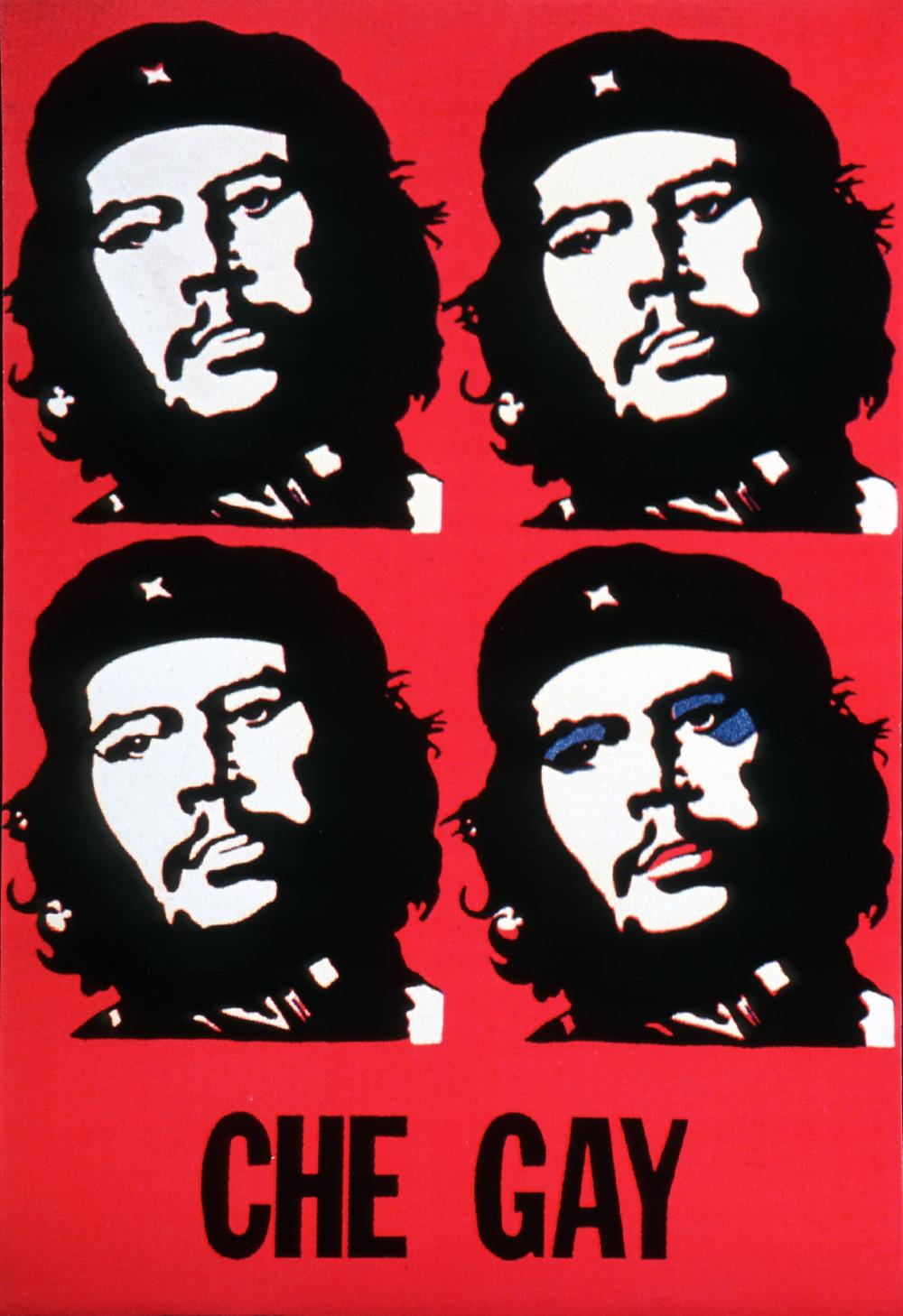 """Che Gay"" Unknown Artist, Offset, 1974"