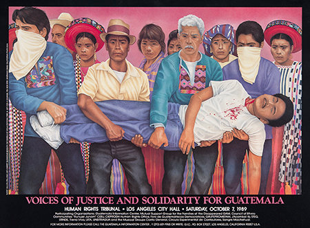 """""""Voices of Justice and Solidarity for Guatemala"""""""