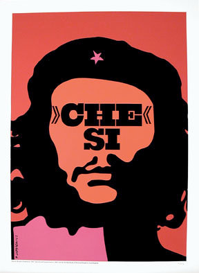 """""""Che Si"""" by Roman Cieslewicz"""