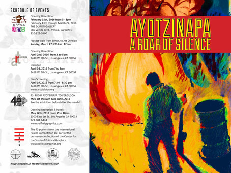 Ayotzinapa: Roar of Silence