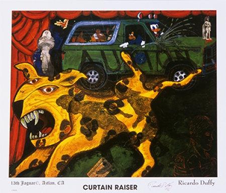 """""""Curtain Raiser"""" by Ricardo Duffy"""