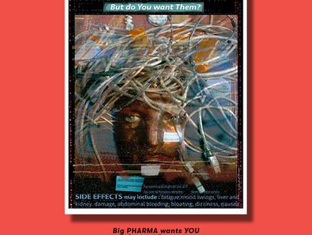 Poster of the Week – Big Pharma puts profits over People!