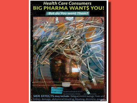 Big Pharma Wants You! — Poster of the Week
