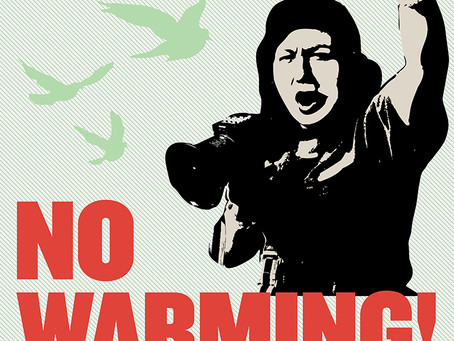 Too Hot to Handle: Posters on Climate Change, Pollution & Environmental Justice