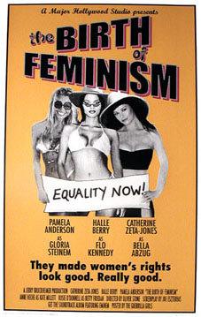 """Birth of Feminism"" by Guerrilla Girls"