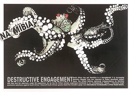 """""""Namibia: Destructive Engagement"""", ICFTU"""