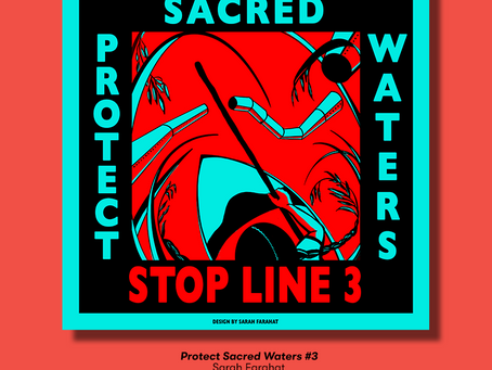Poster of the Week – One Pipeline Down, More To Stop