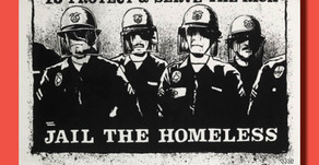 To Protect and Serve the Rich - Poster of the Week