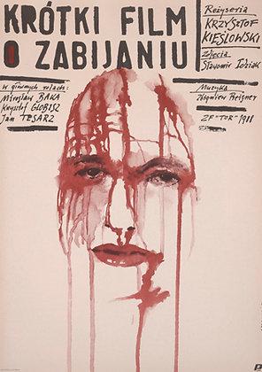 """""""Kroti Film o Zabijaniu"""" by Andrzej Pagowski"""