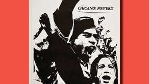 50th anniversary of the National Chicano Moratorium- Poster of the Week