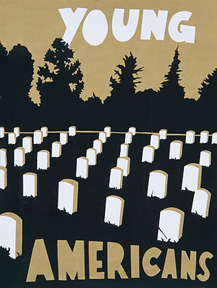 """Young Americans"", Josh MacPhee"