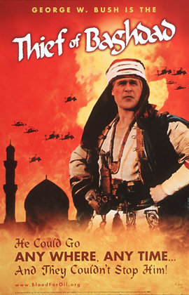 """Thief of Baghdad"" by Martin Lindsay"