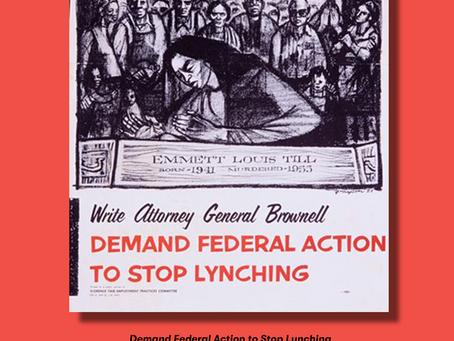 Poster of the Week – Before George Floyd...