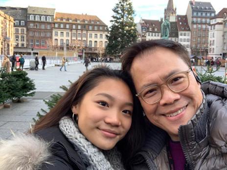 A Daughter's Hero