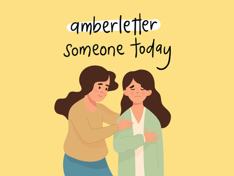 Amberletter Someone Today