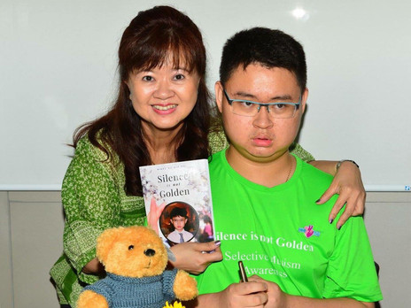 A Mother's Voice for her Son