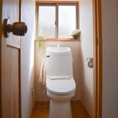 トイレ(とまやど)