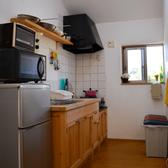 キッチン(とまやど)