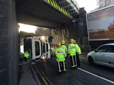 List of most-struck bridges by HGVs revealed