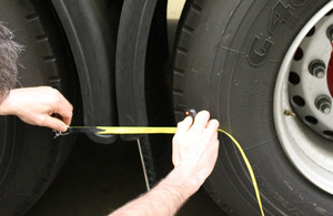 Government Consultation to ban 10-year old tyres