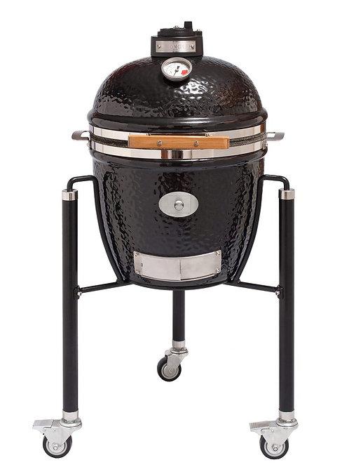 Monolith Junior Barbecue met onderstel - Zwart