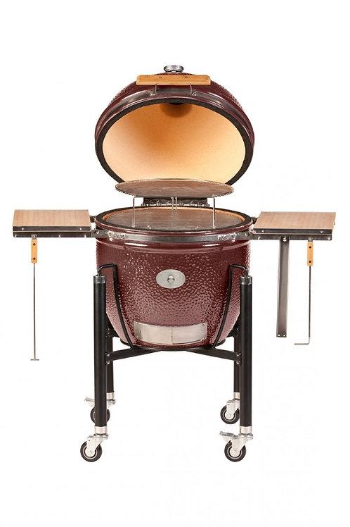 Monolith Le Chef Barbecue met onderstel - Rood