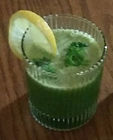 Kale Apple Lemon Juice