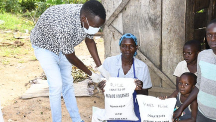 Covid-19 Relief Aid For The Communities In Kasozi, Kayabew and Ngando (Uganda)