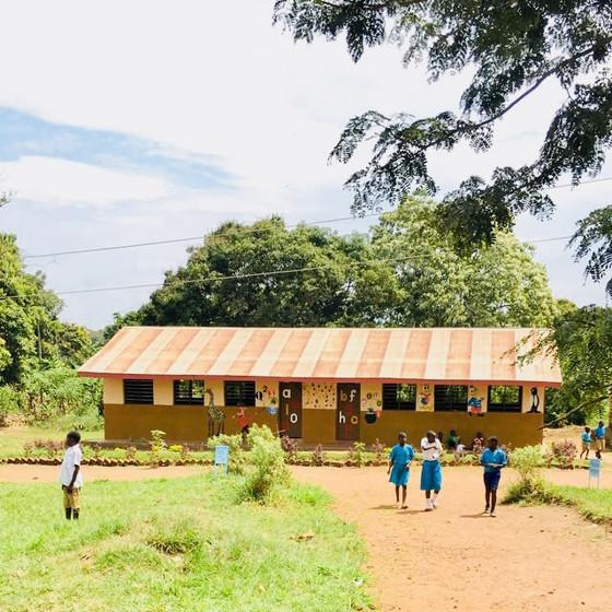 My Volunteering Experience in Uganda