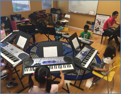 Group Keyboard for Youth (Fri 5:10pm)