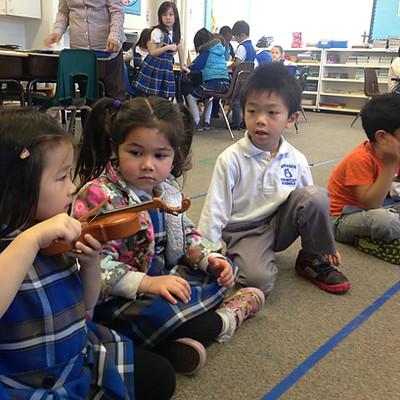Little Mozart Music Class
