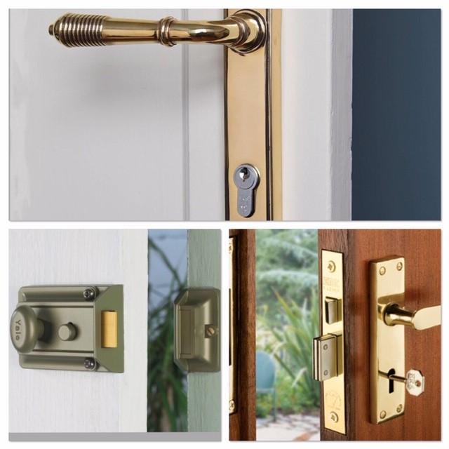 Common Lock Types