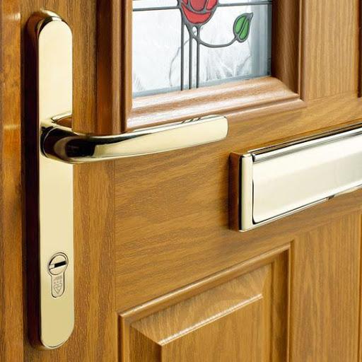 lock in door