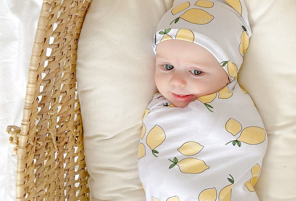 OVer Baby Butter Swaddle Blanket